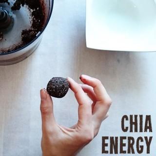 Chia Energy Balls
