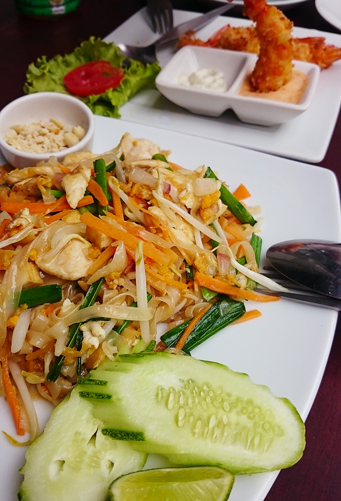 Thailand-Reise // Foodblog // Pad Thai // Knabberkult.de