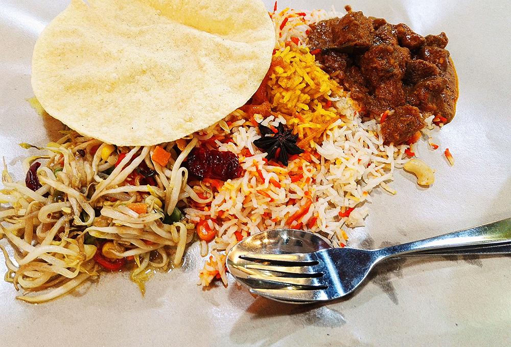 Singapur-Reise // Foodblog // Indisches Curry // Knabberkult.de