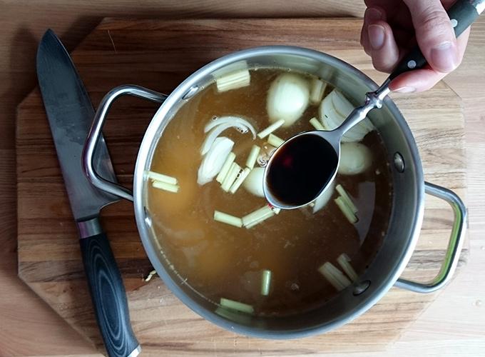 Zitronengras-Kokosnuss-Suppe // StepbyStep // Knabberkult.de