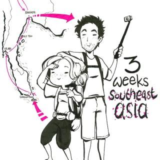 Endlich Urlaub! 3 Wochen SEA – Here we go!