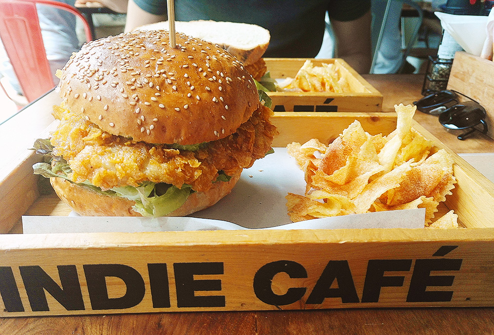 Thailand-Reise // Foodblog // Indie Cafe Koh Tao // Knabberkult.de