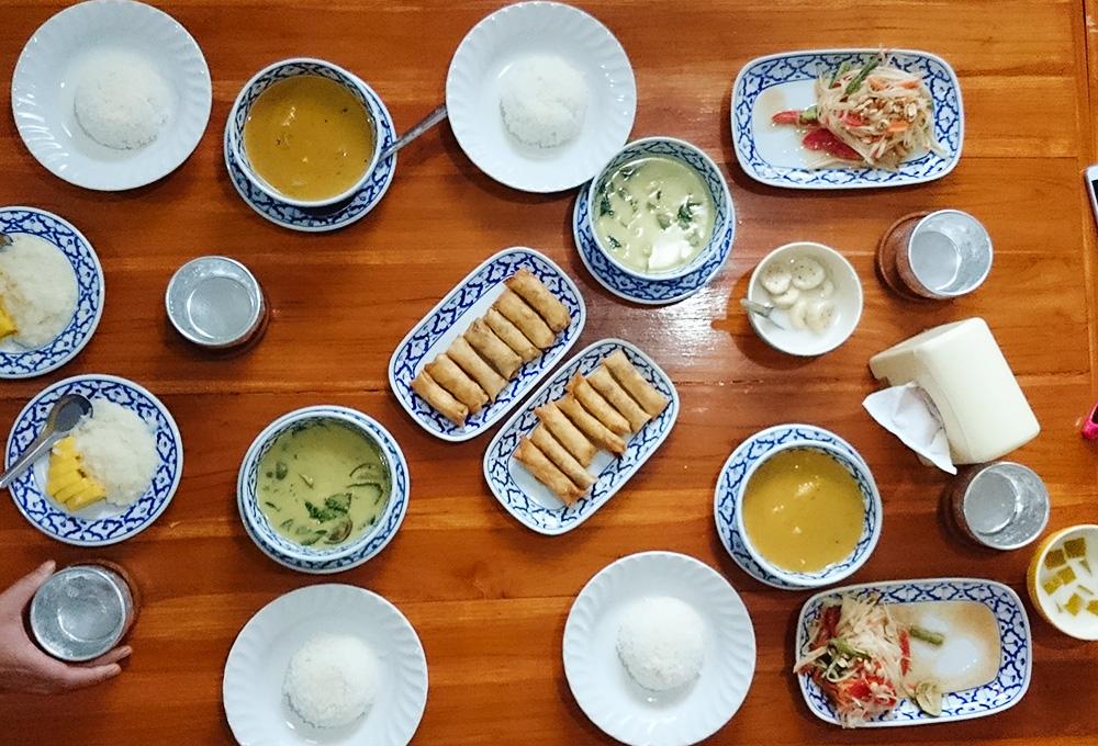 Thailand-Reise // Foodblog // Kochschule in Krabi // Knabberkult.de
