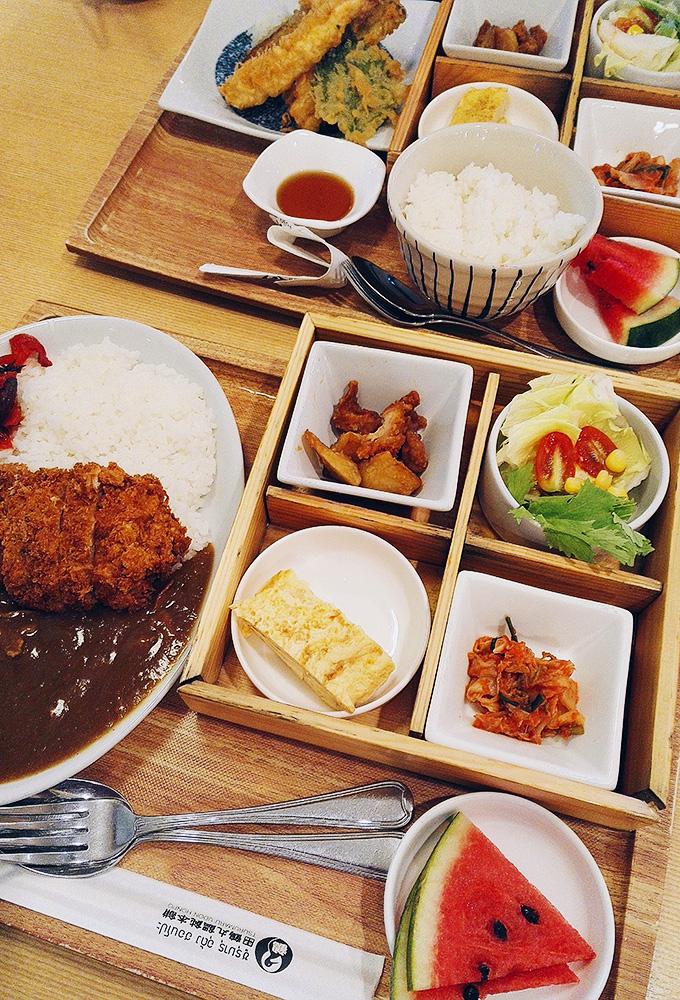 Thailand-Reise // Foodblog // Japanisches Menü // Knabberkult.de